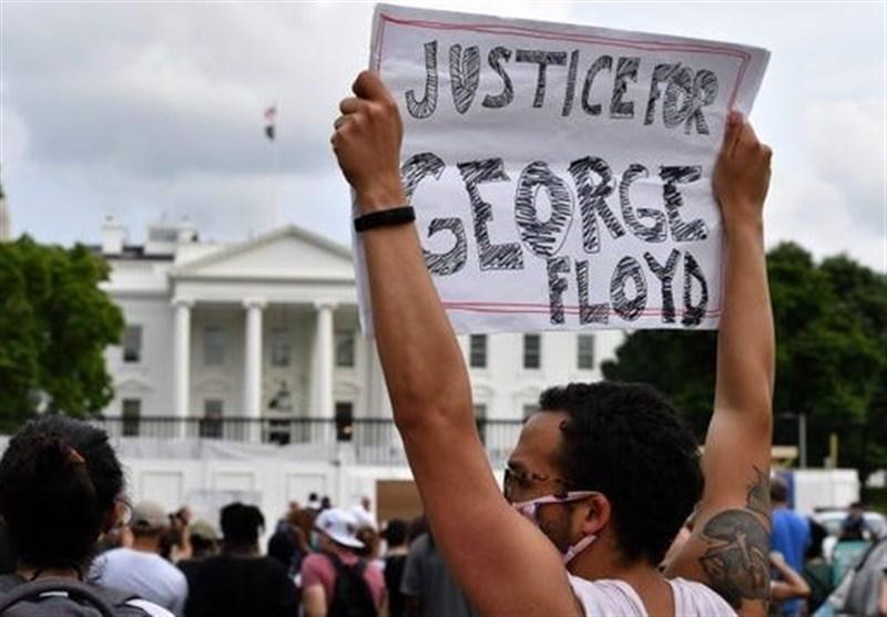 تظاهرات ضد نژادپرستی؛ آتشی به جان سیاستمداران آمریکایی